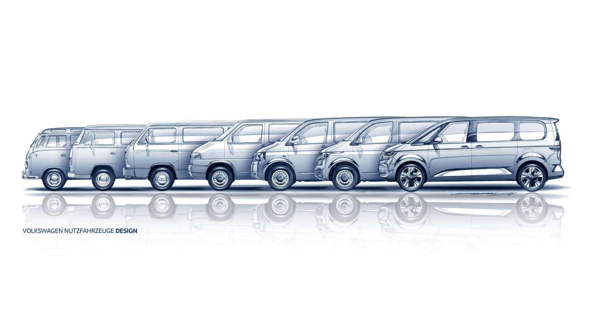 Volkswagen T7 Multivan Adelanto 0521 02
