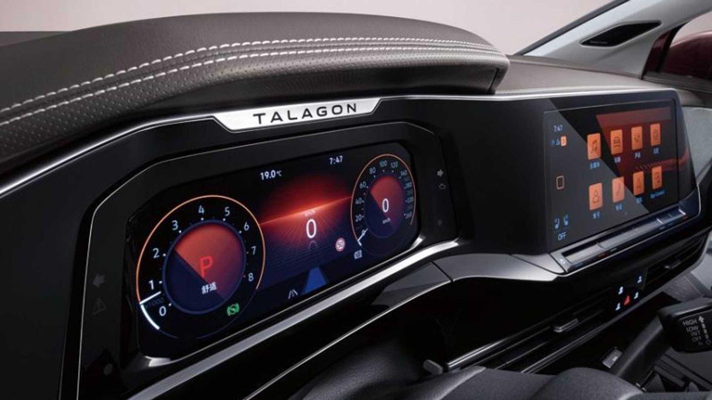 Volkswagen Talagon Tsi 2021 7