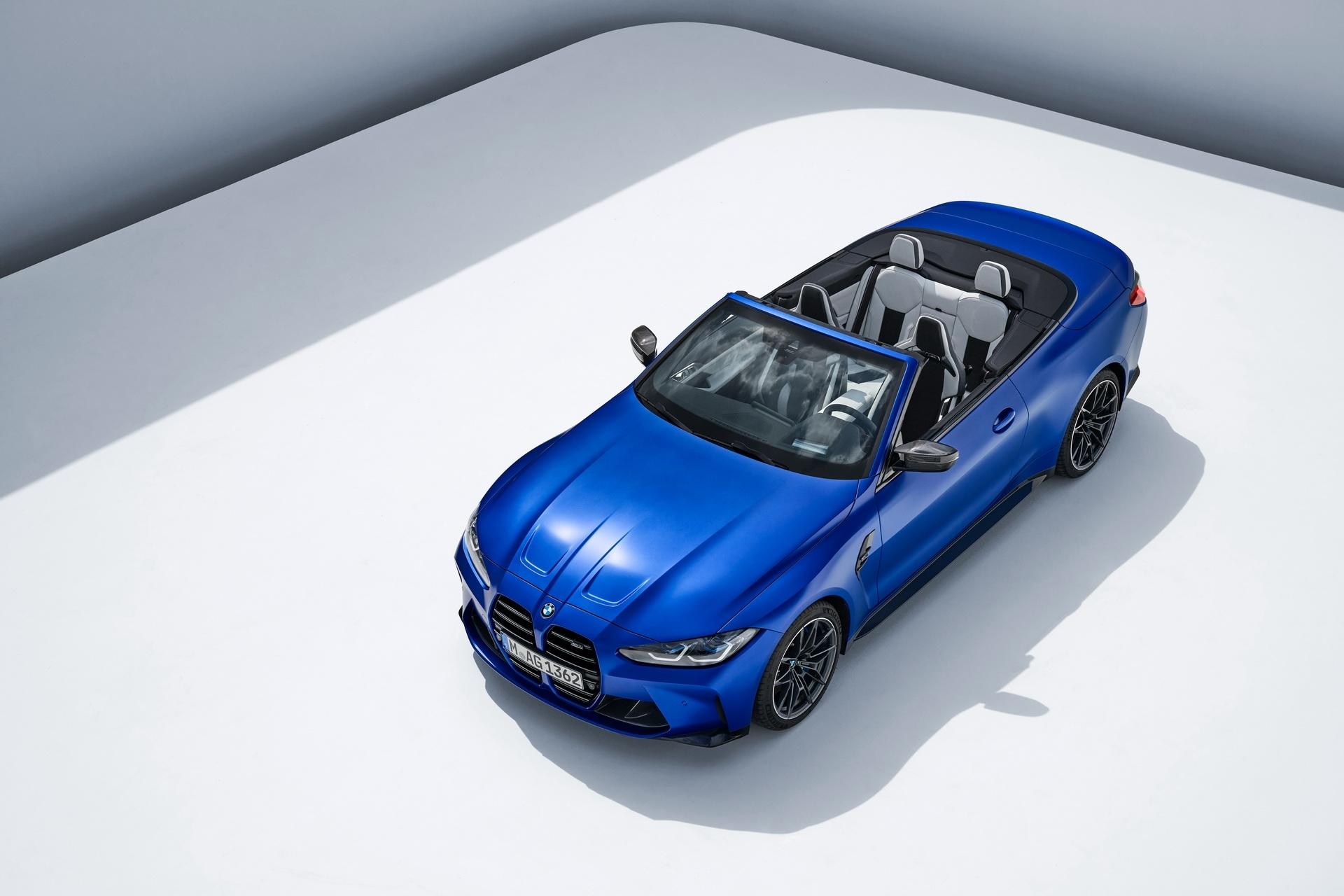 Bmw M4 Competition Cabrio 2021 0521 003