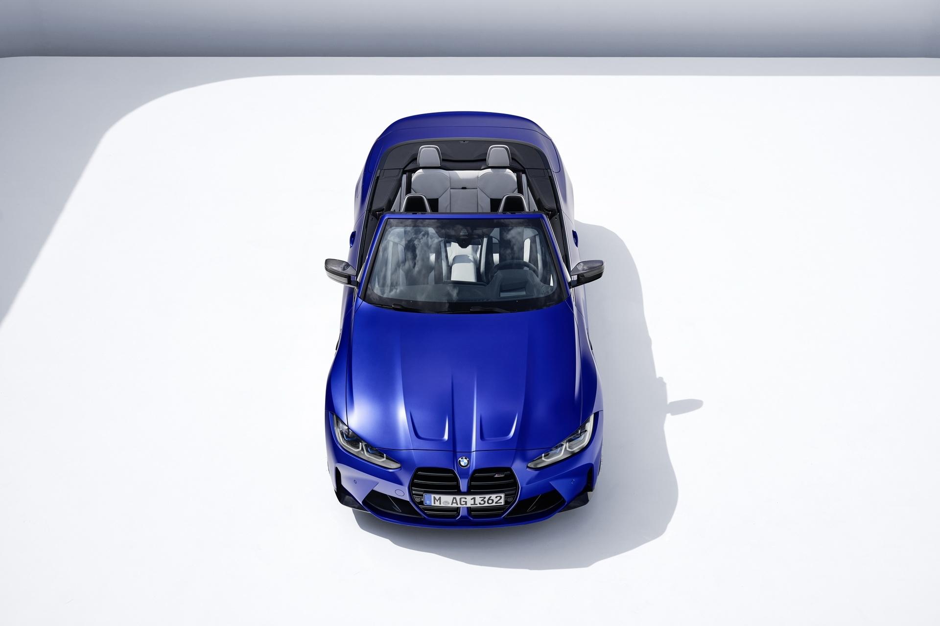 Bmw M4 Competition Cabrio 2021 0521 004
