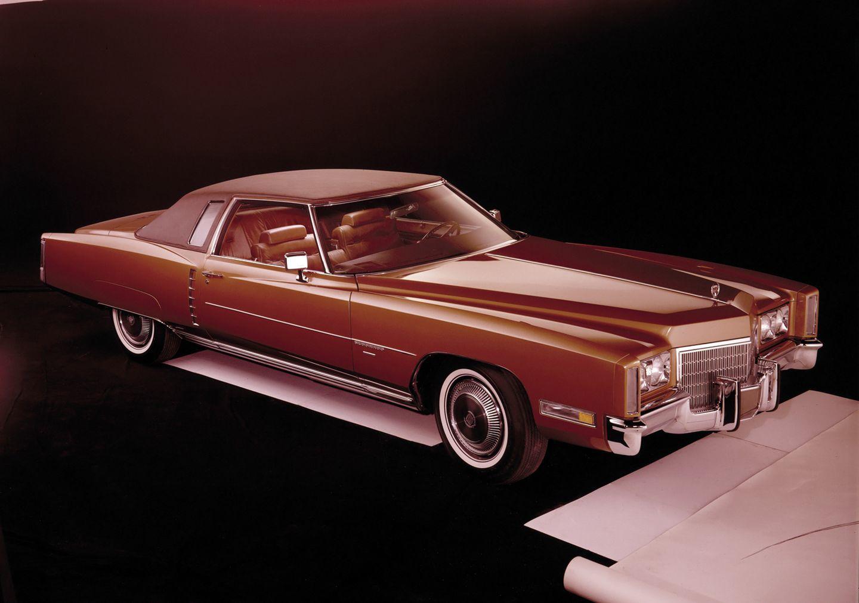 Cadillac Eldorado 500 Ci 2