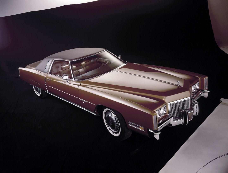 Cadillac Eldorado 500 Ci 6