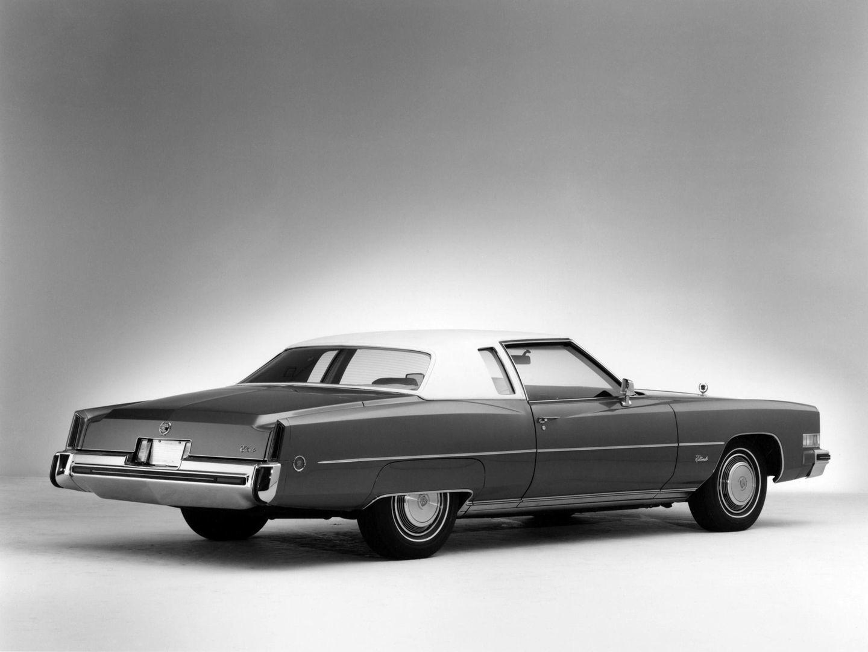 Cadillac Eldorado 500 Ci 7