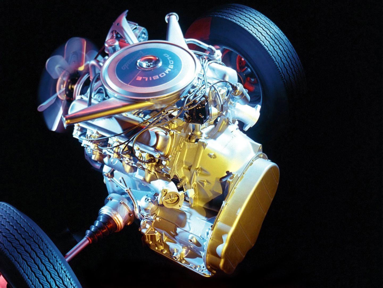 Cadillac Eldorado 500 Ci 8