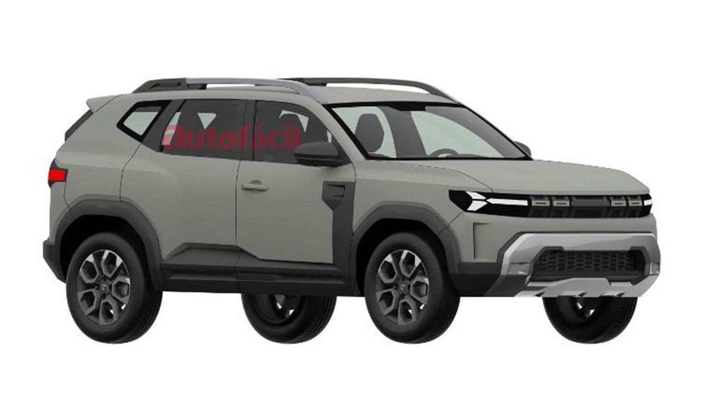 Dacia Bigster Filtracion 3