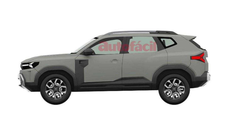 Dacia Bigster Filtracion 5