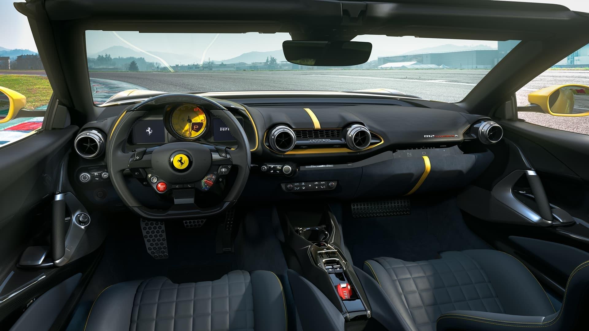Ferrari 812 Competizione 2021 0521 005