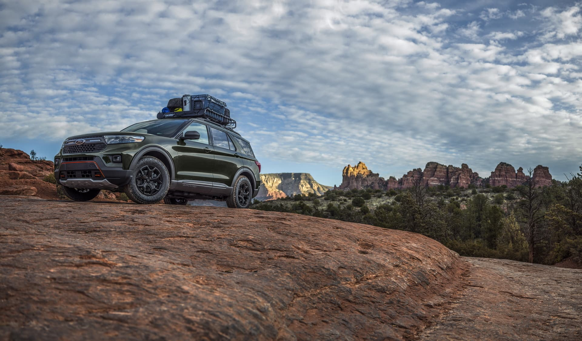 Ford Explorer Timberline 9