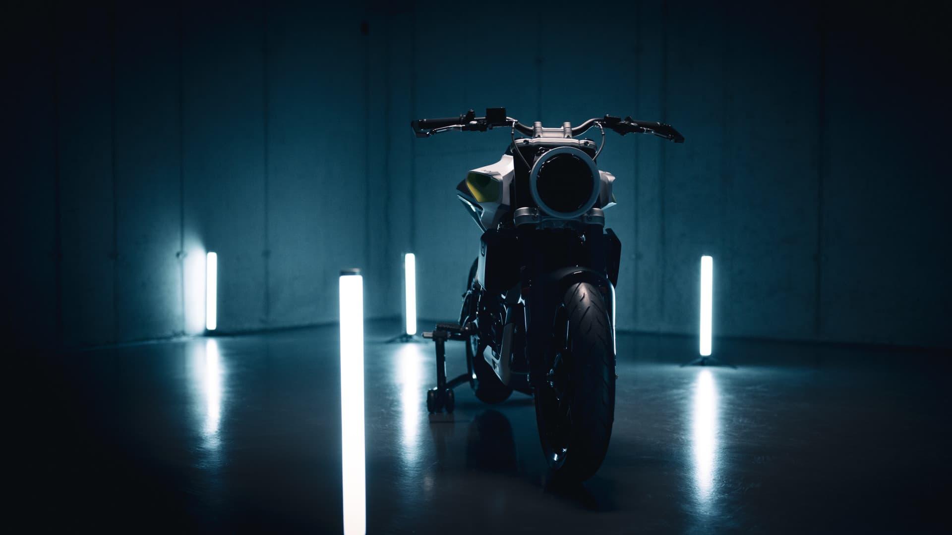 Husqvarna E Pilen Concept Moto Electrica 01
