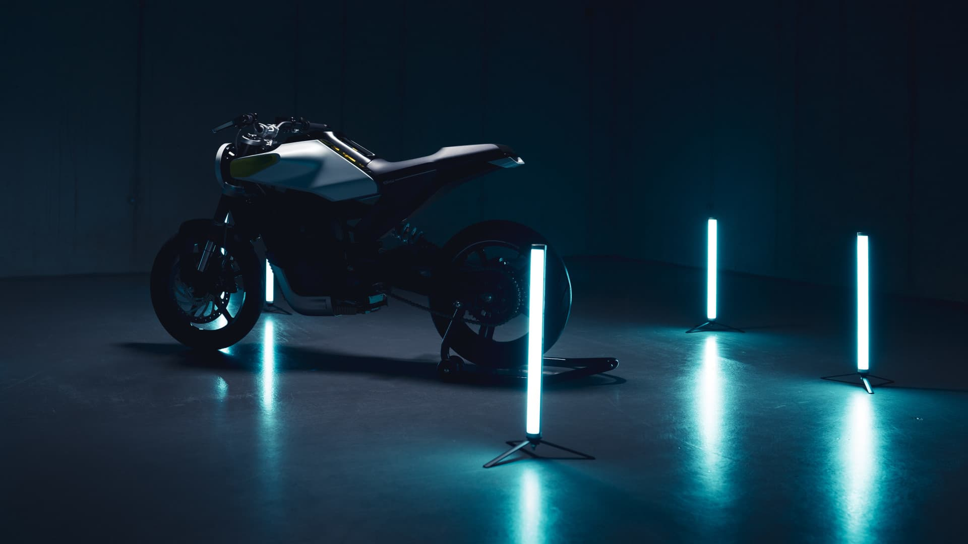Husqvarna E Pilen Concept Moto Electrica 02