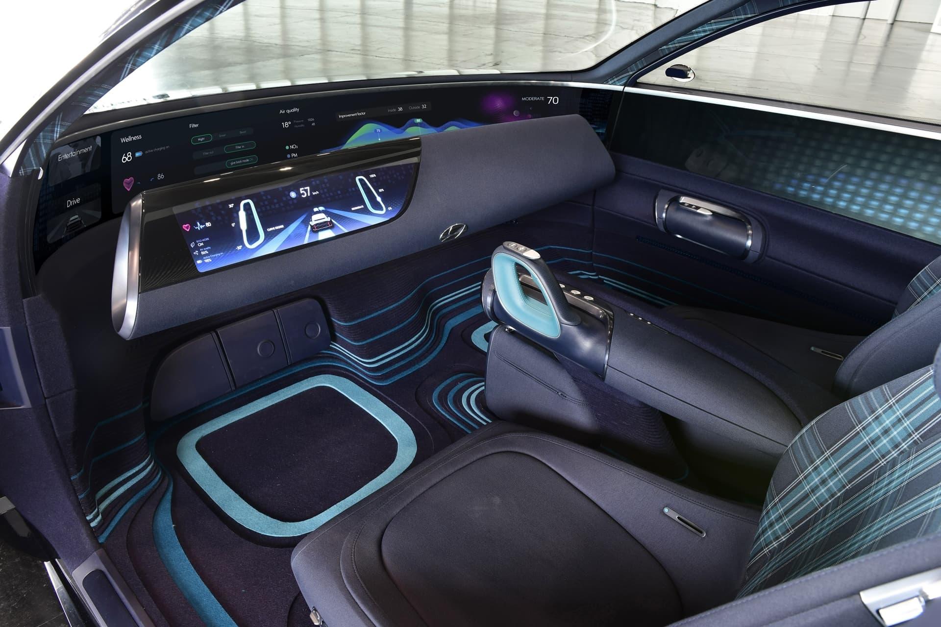 Hyundai Prophecy Ioniq 6 2022 015