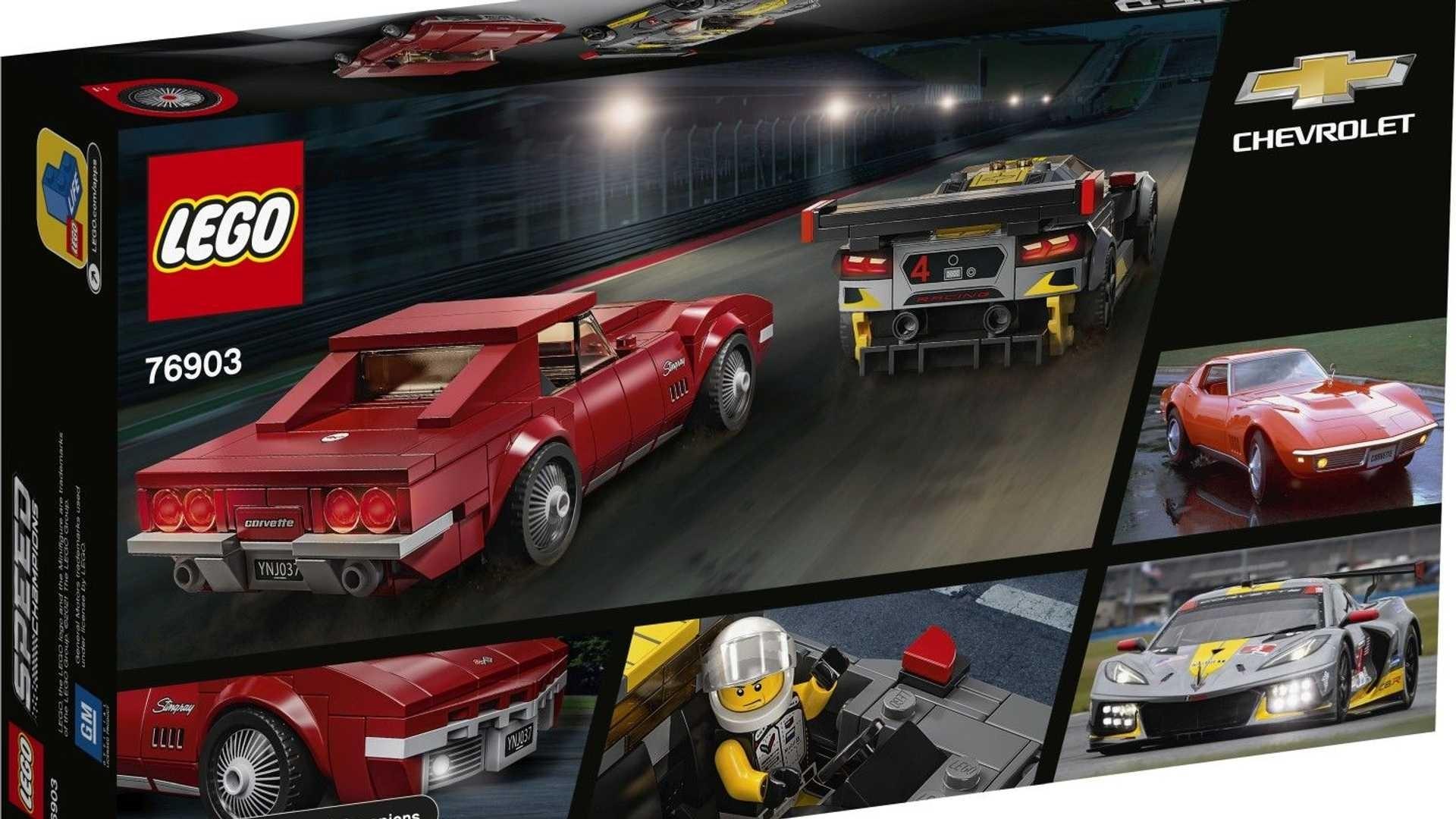 Lego Speed Champions Novedades 2021 0521 001