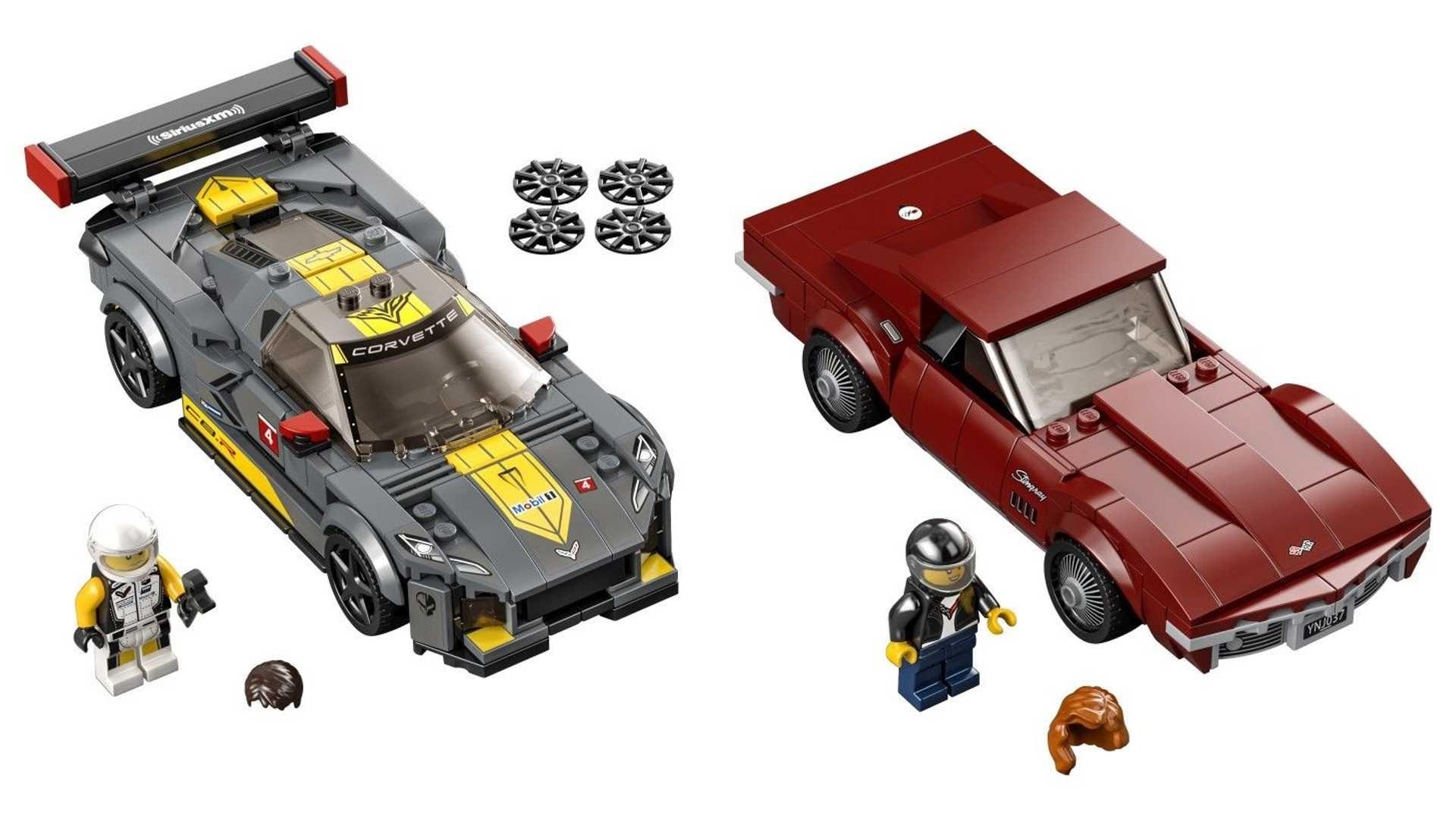 Lego Speed Champions Novedades 2021 0521 002
