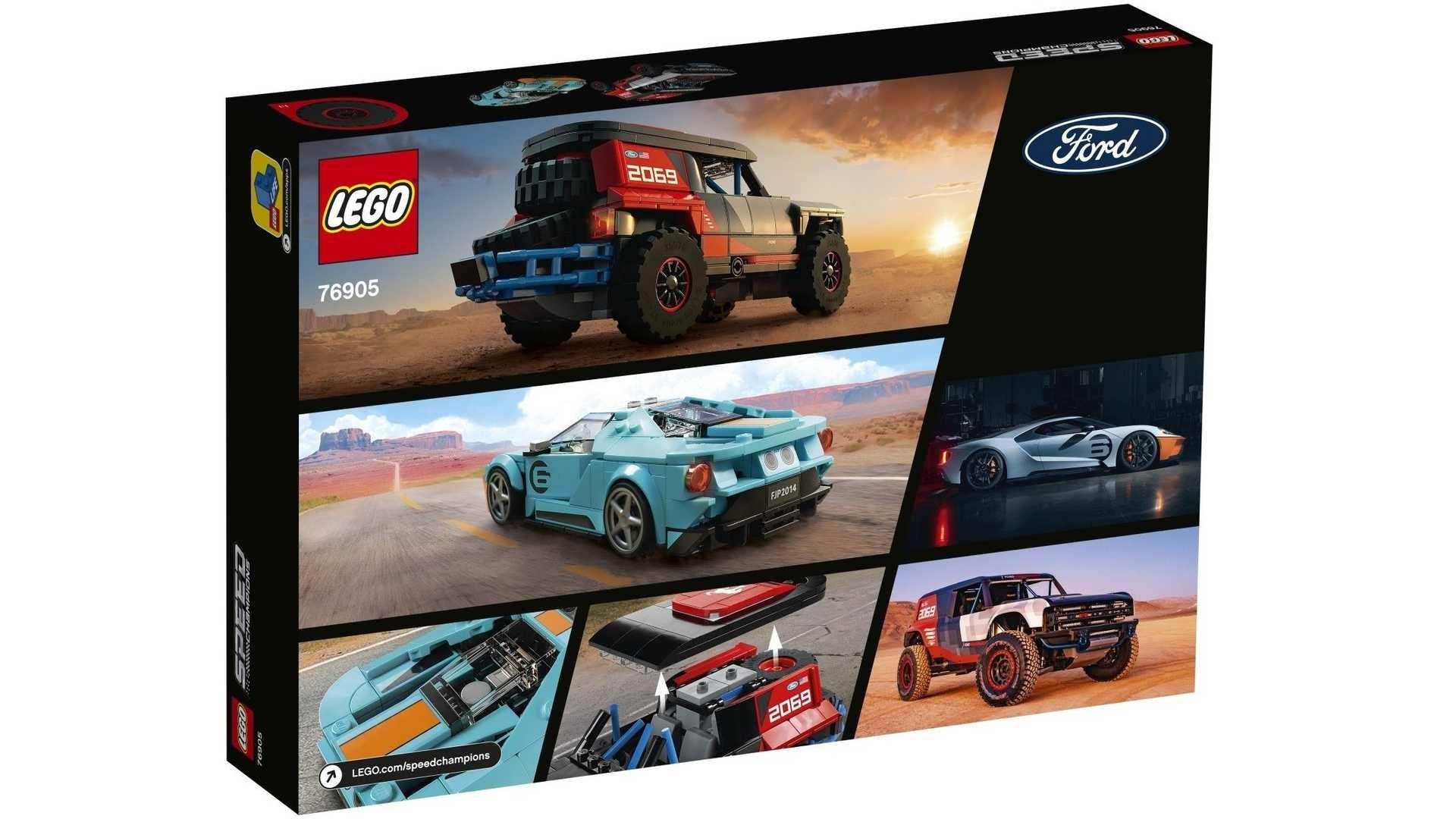 Lego Speed Champions Novedades 2021 0521 003