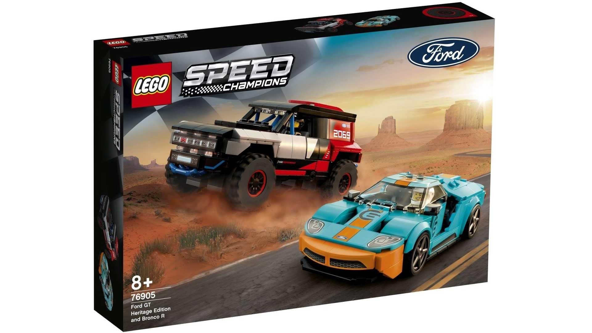 Lego Speed Champions Novedades 2021 0521 004