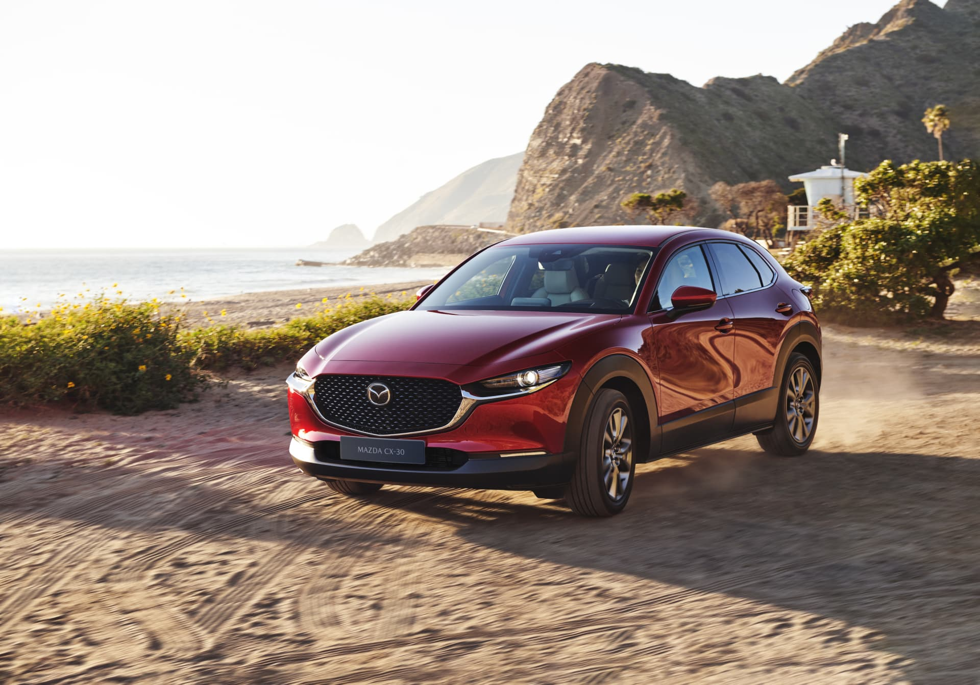 Mazda Cx 30 Oferta Mayo 2021 Frontal