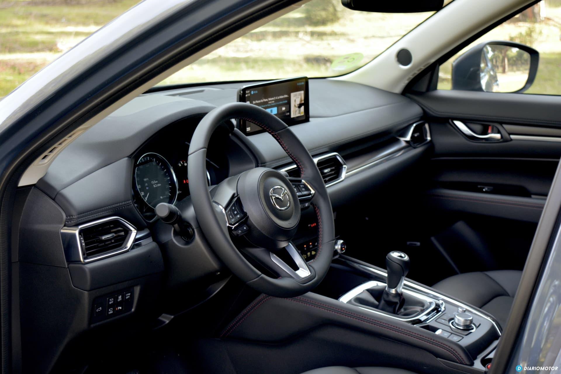 Mazda Cx5 Prueba 13