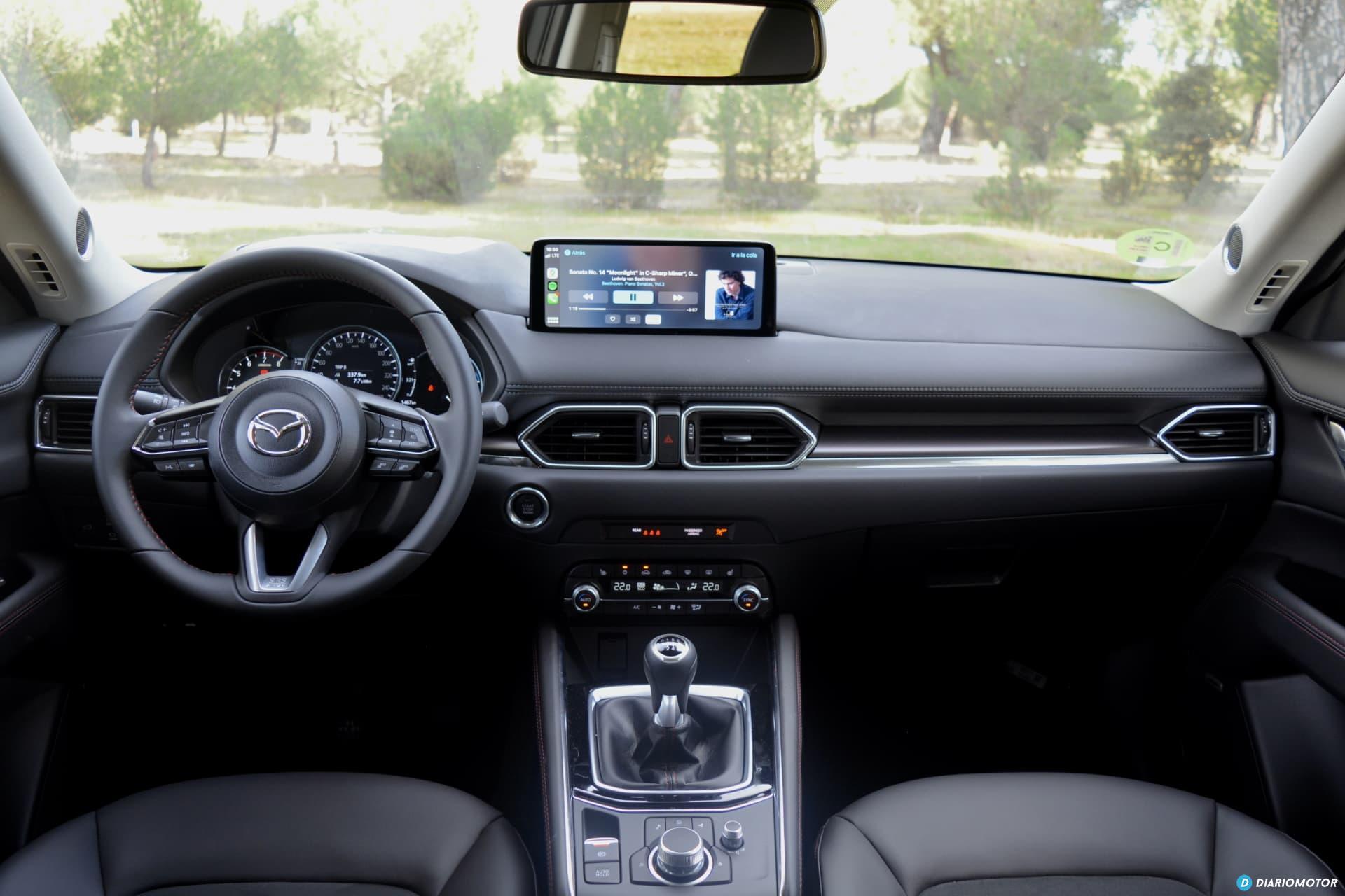 Mazda Cx5 Prueba 18