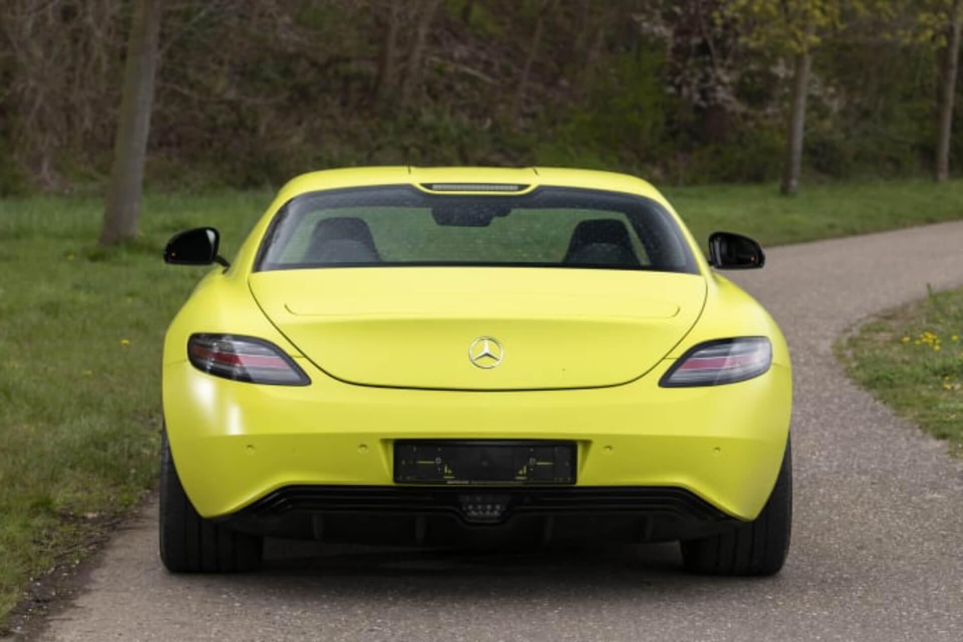 Mercedes Benz Sls Amg Electric Drive 06