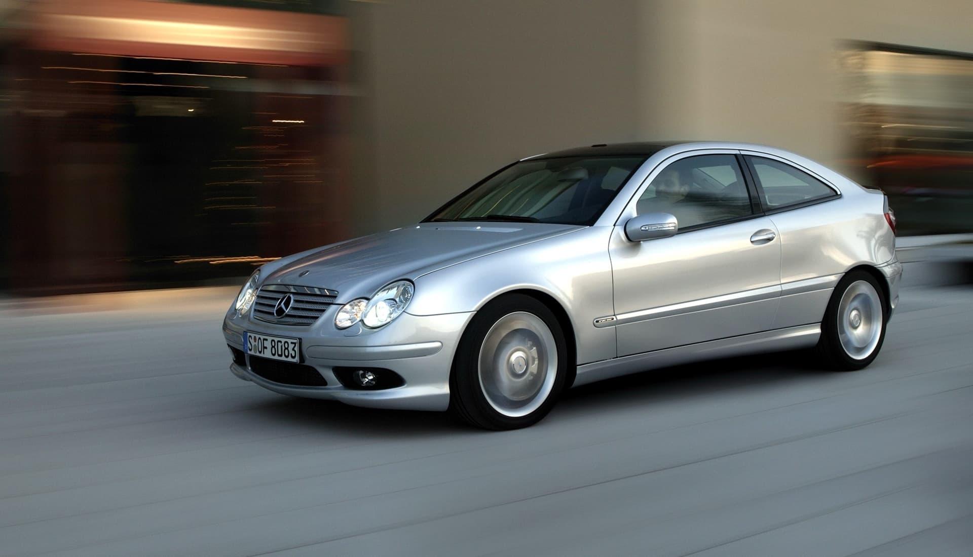 Mercedes C 30 Cdi Amg 2003 0521 002