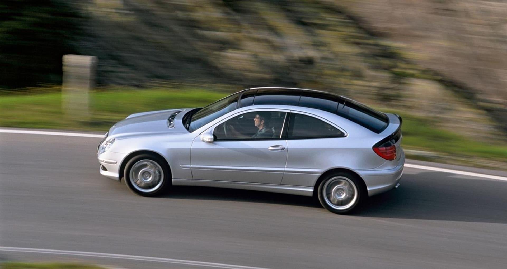 Mercedes C 30 Cdi Amg 2003 0521 006
