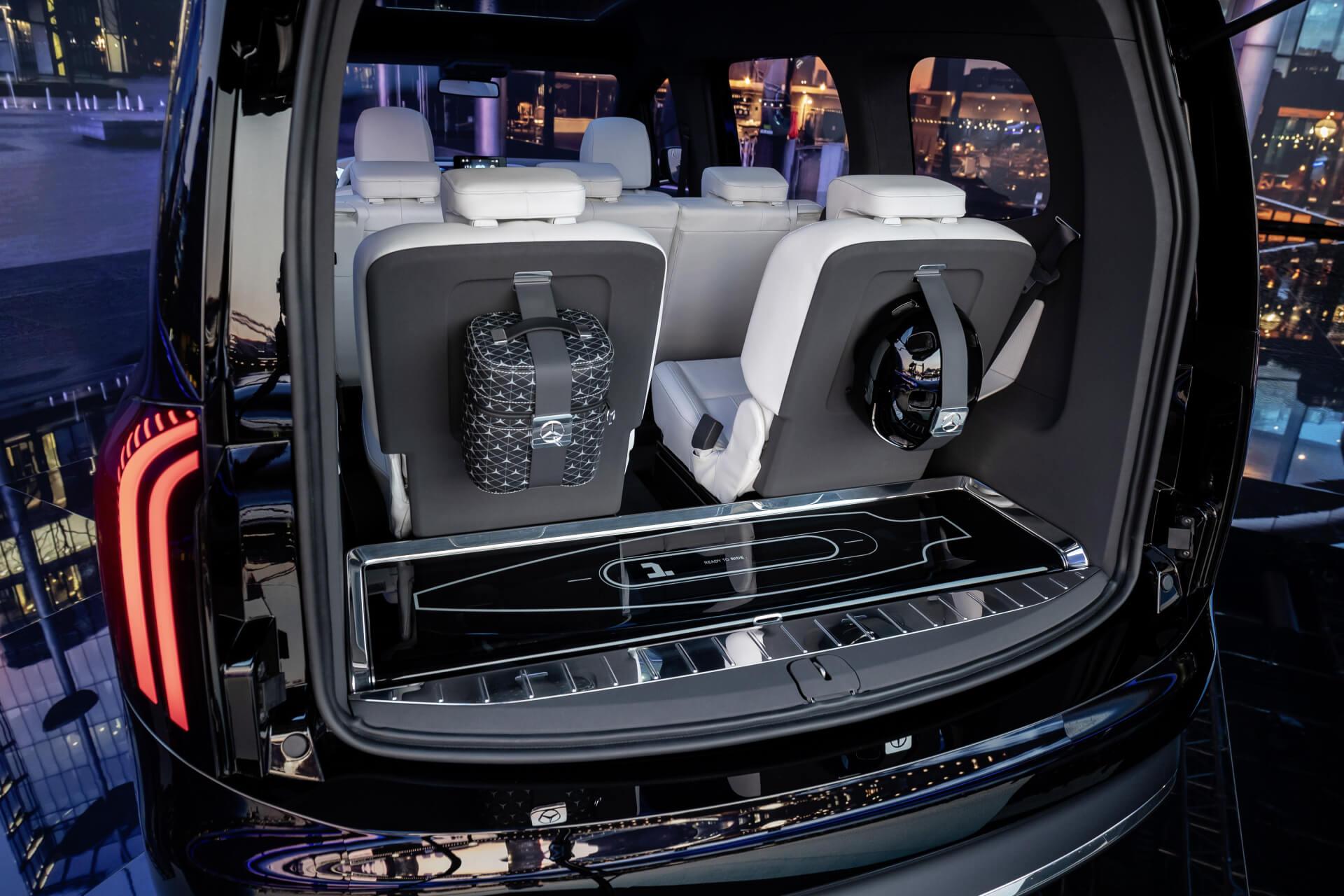 Mercedes Concept Eqt  16