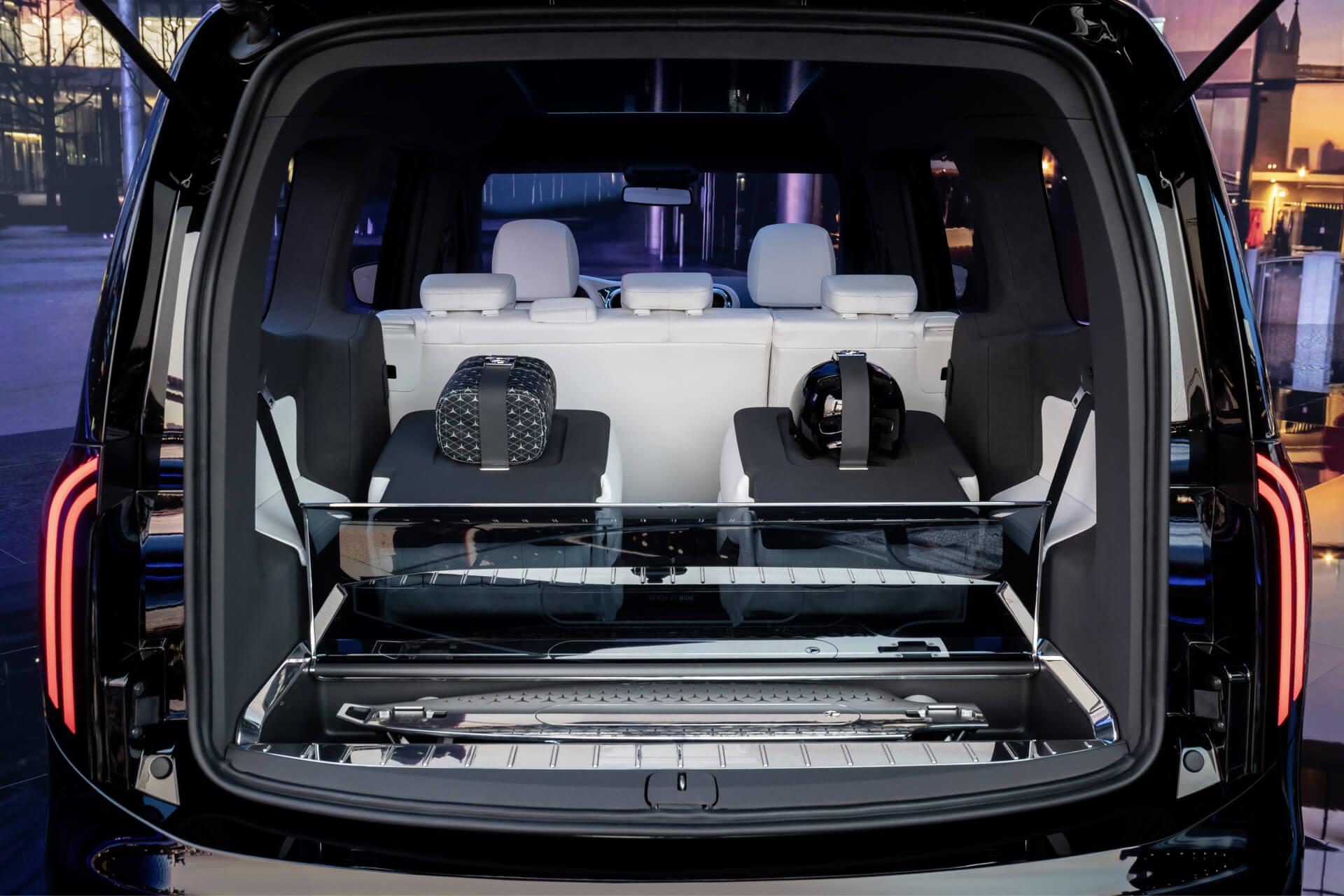 Mercedes Concept Eqt  17