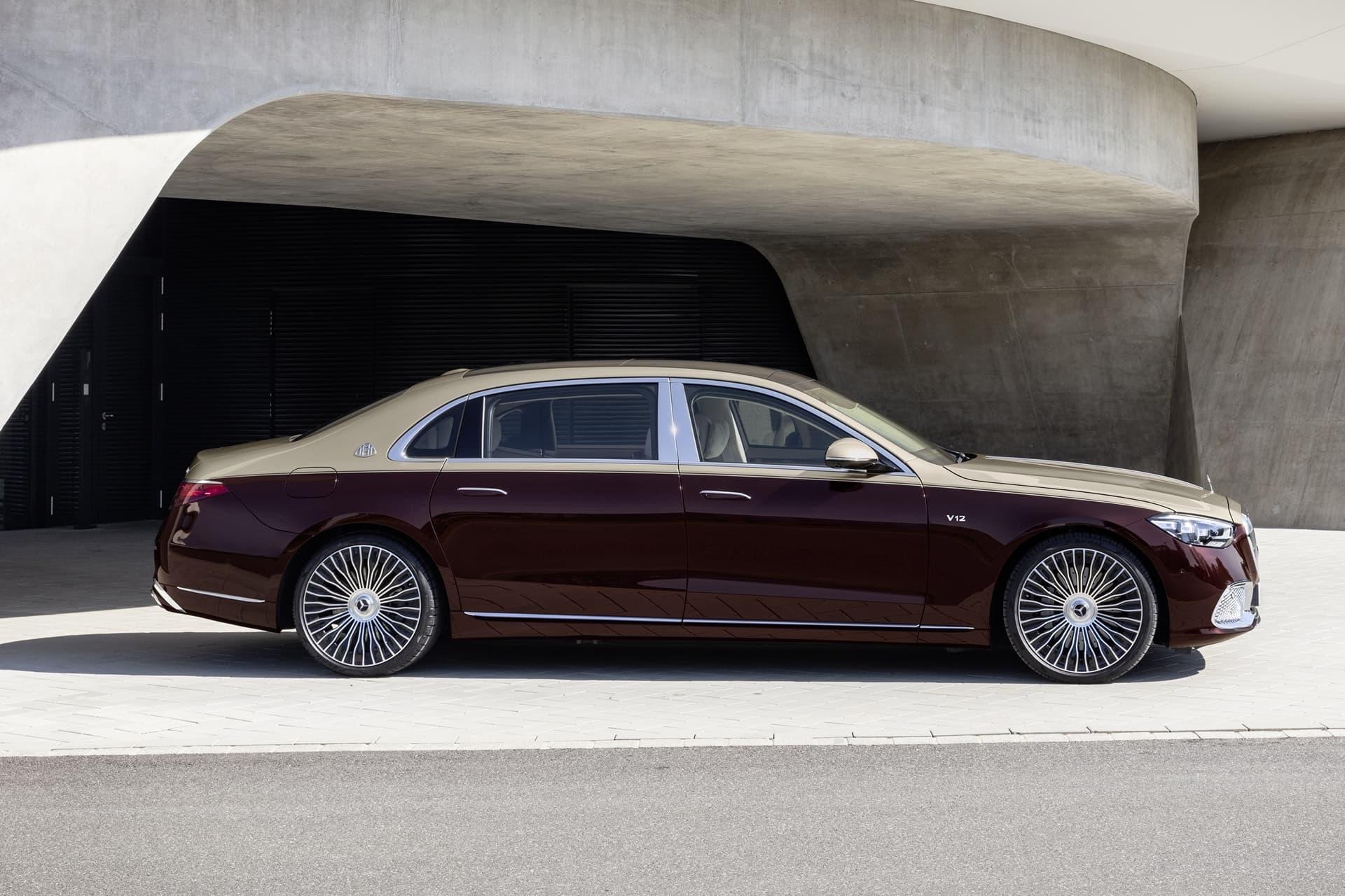 Mercedes Maybach Clase S S680 V12 2021 005