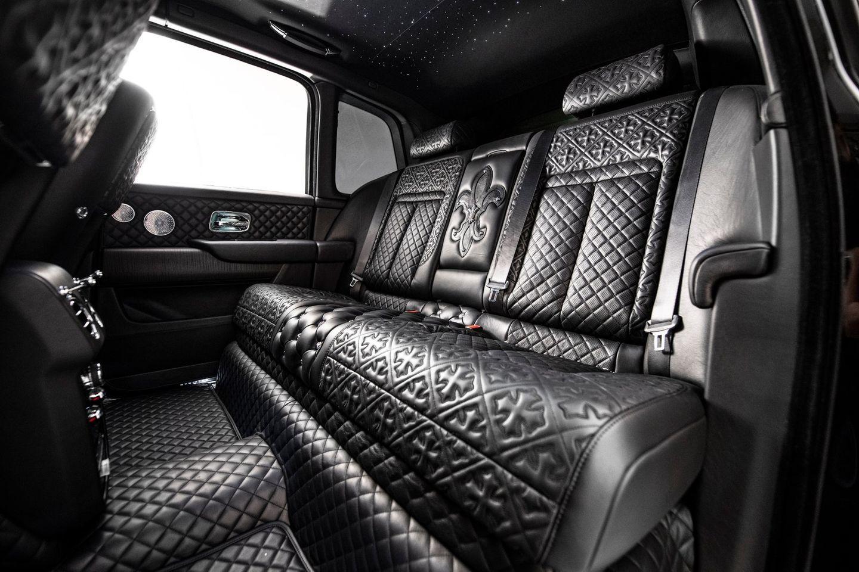 Rolls Royce Cullinan Drake 3