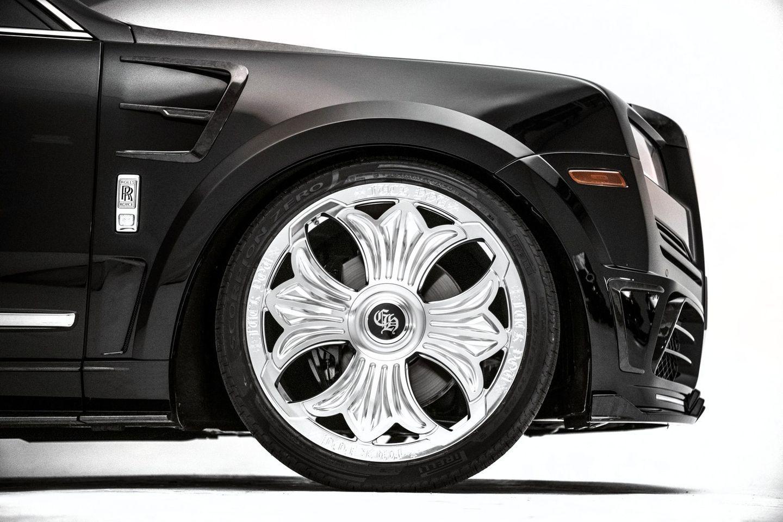 Rolls Royce Cullinan Drake 4