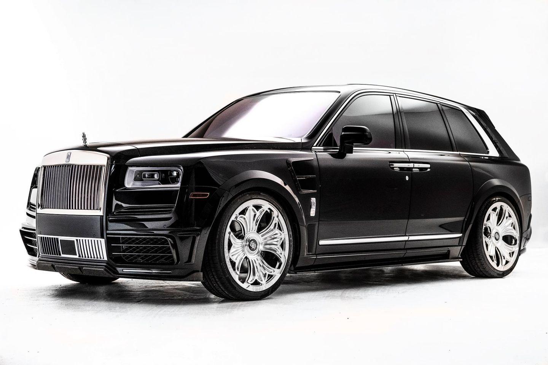 Rolls Royce Cullinan Drake 7