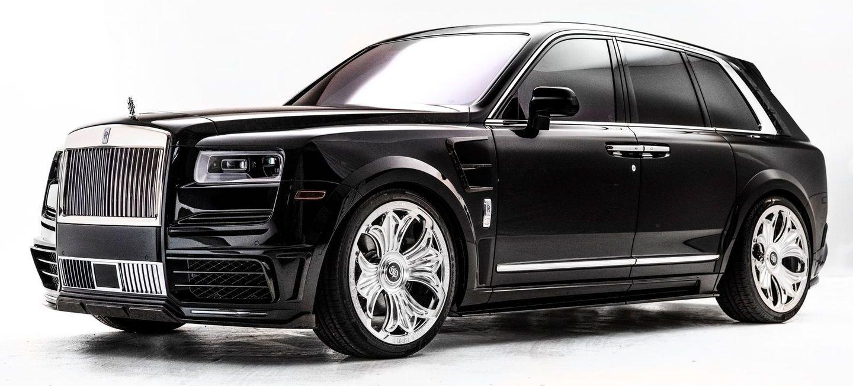 Rolls Royce Cullinan Drake P