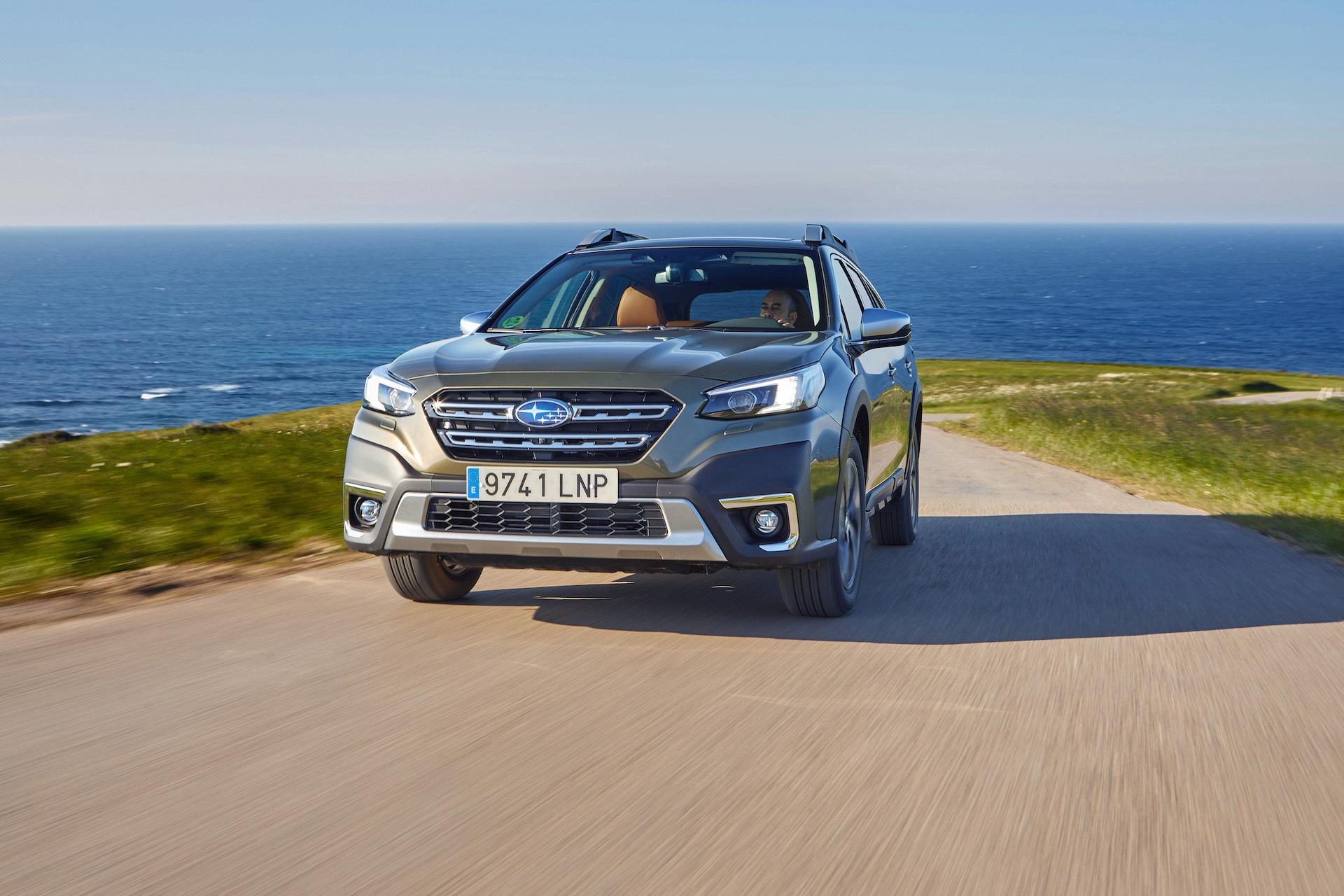 Subaru Outback 2021 Prueba 6