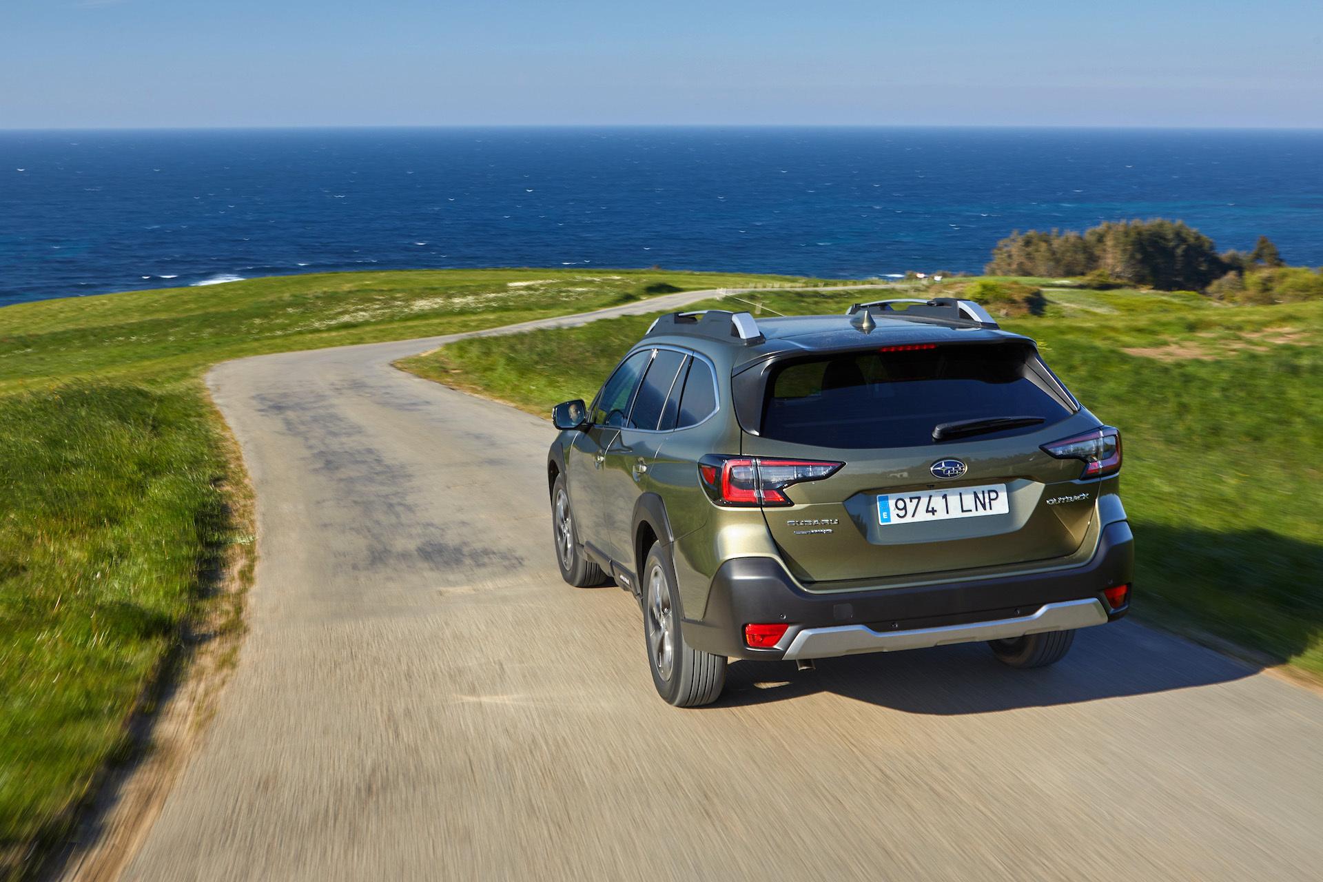 Subaru Outback 2021 Prueba 7