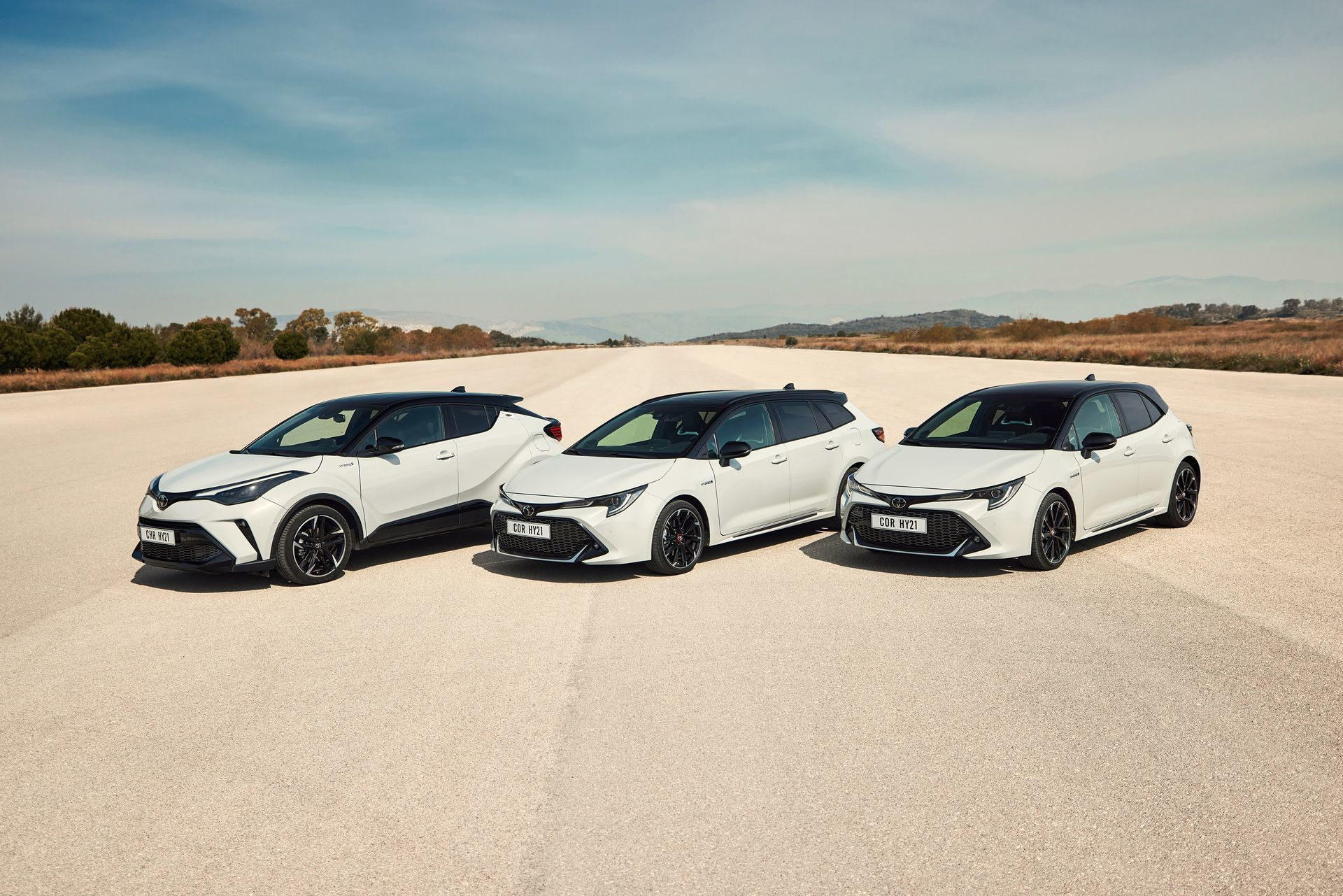 Toyota Corolla Gr Sport Touring Sports 1