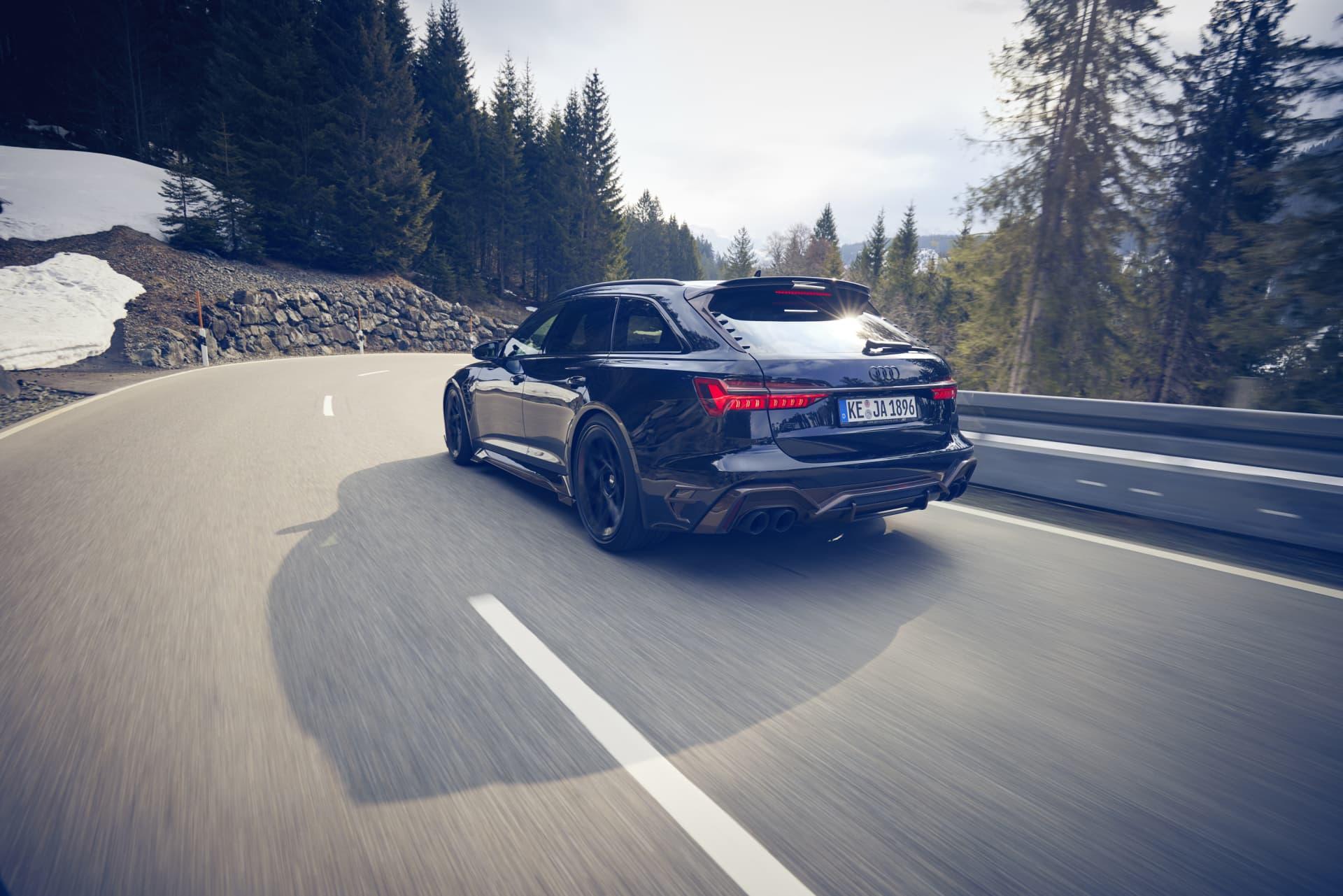 Abt Audi Rs6 Avant Johann Abt Signature Edition 02