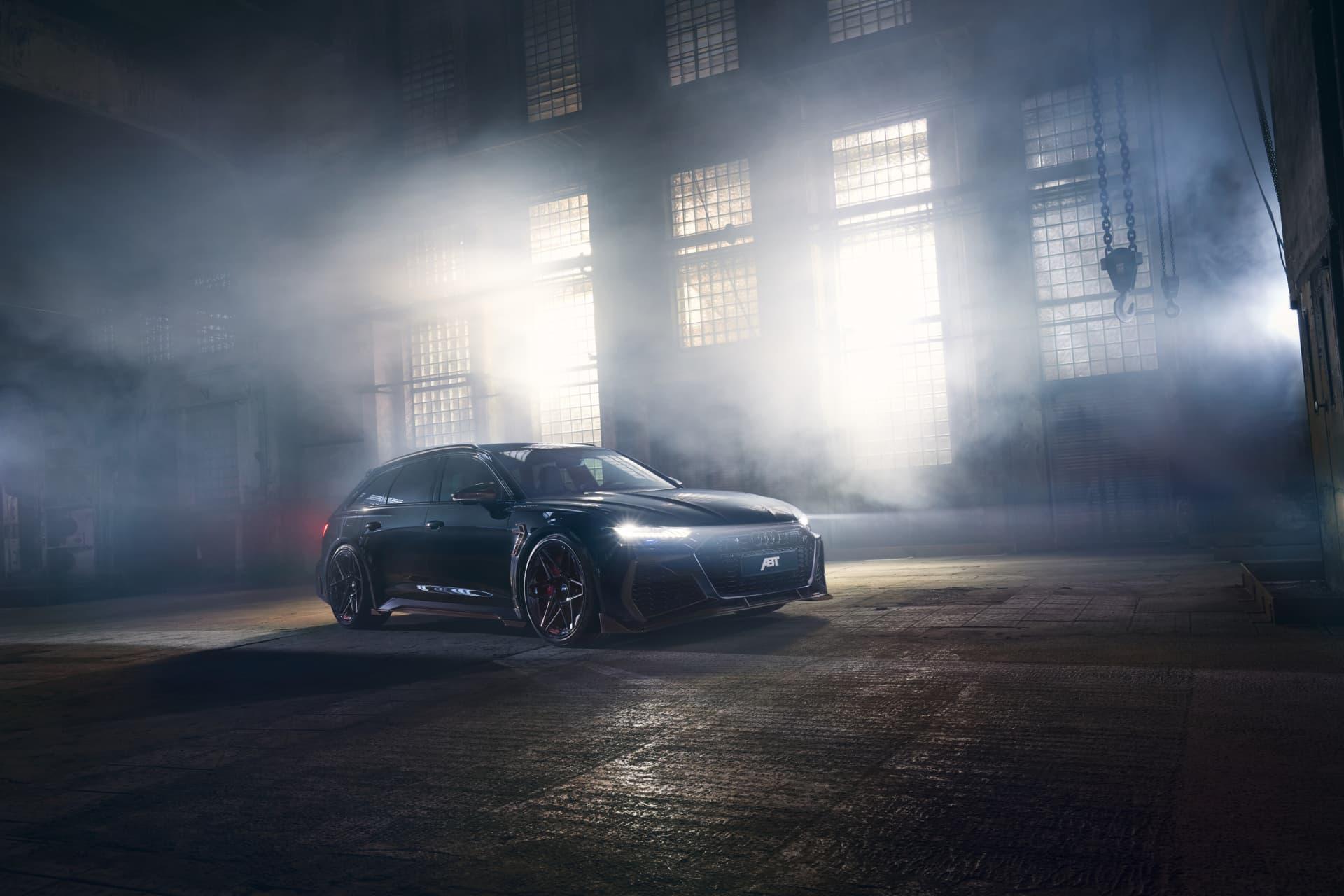 Abt Audi Rs6 Avant Johann Abt Signature Edition 04