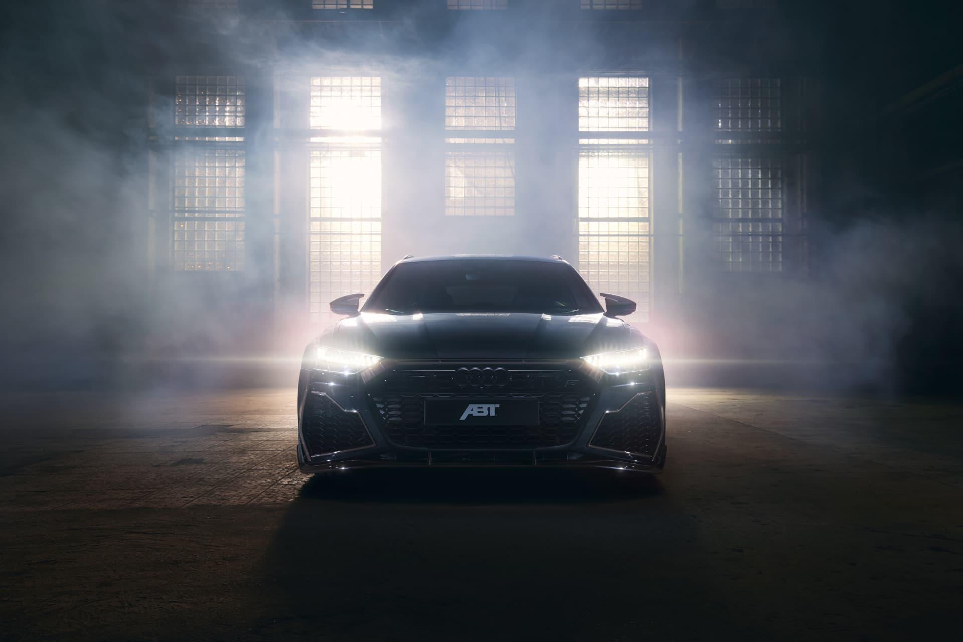 Abt Audi Rs6 Avant Johann Abt Signature Edition 06