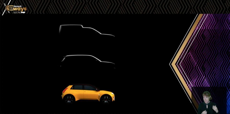 Adelanto Furgoneta Renault 4 2022