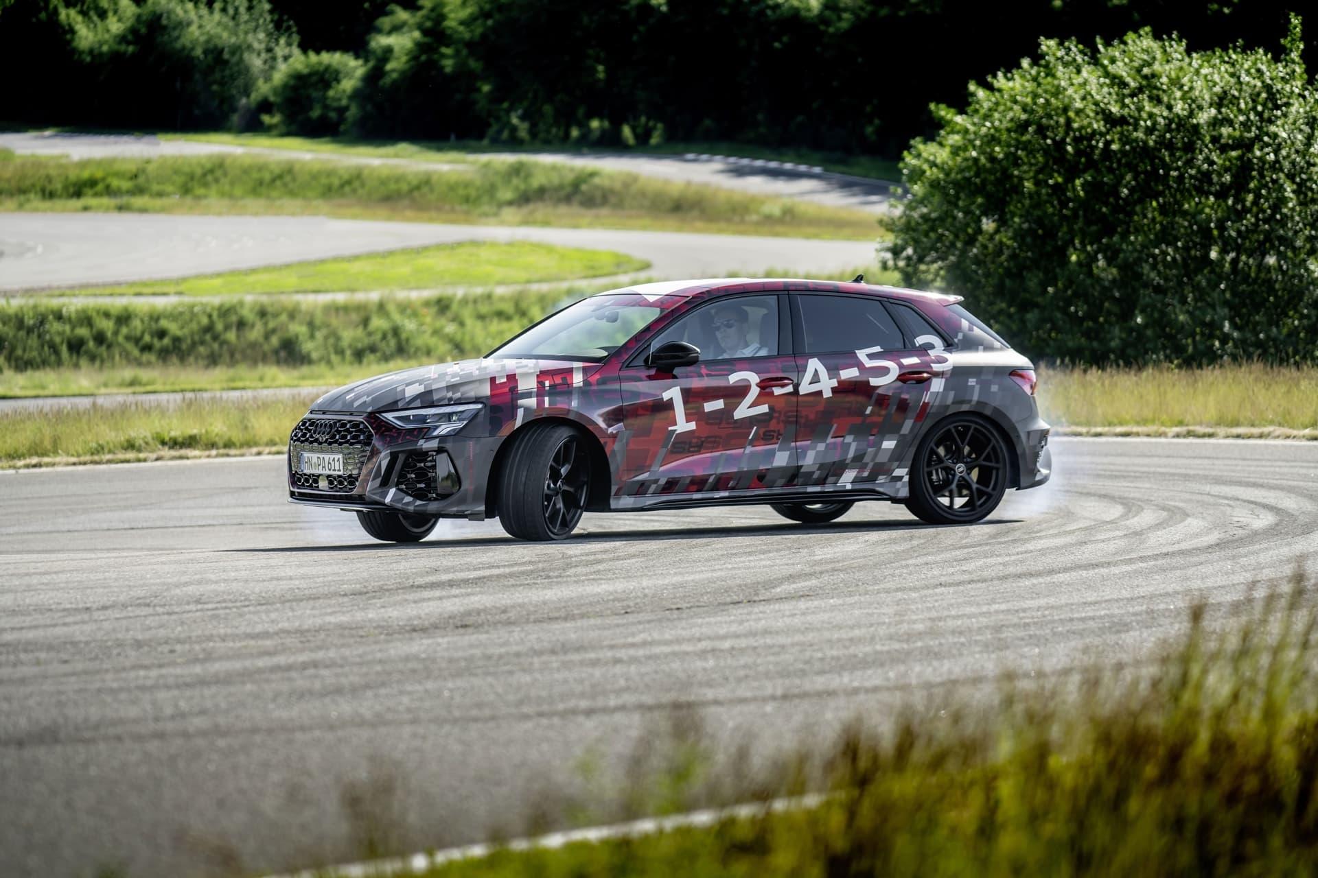 Audi Rs3 2021 Camuflado 0621 076