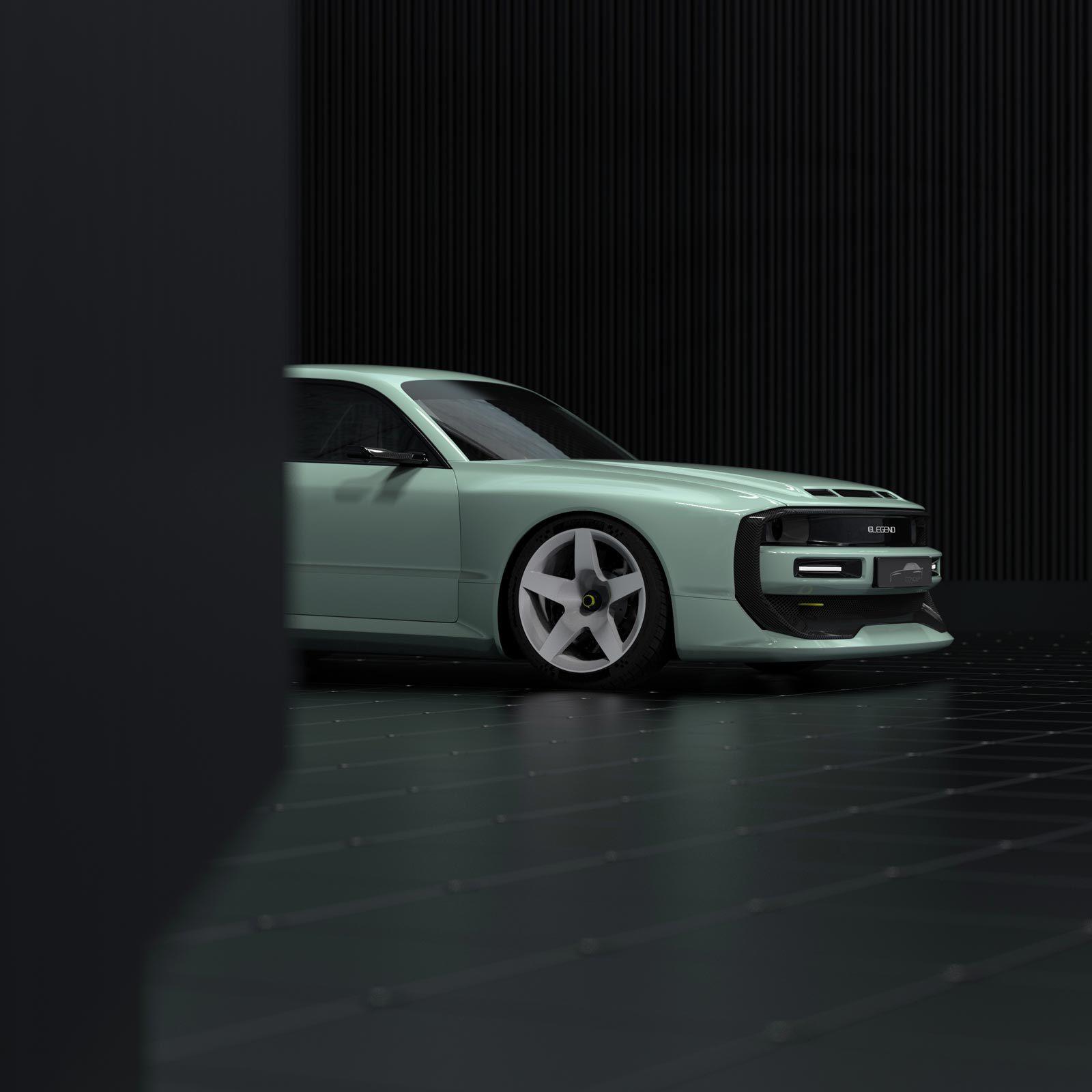 Audi Sport Quattro E Legend El1 3