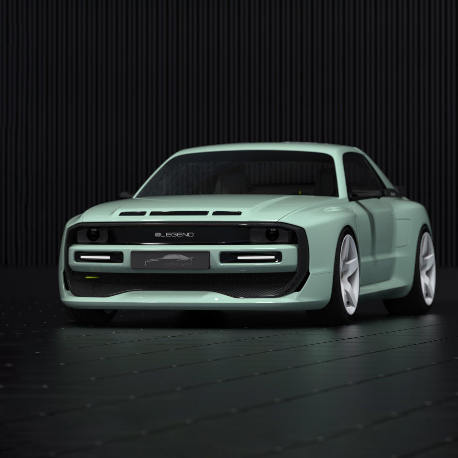 Audi Sport Quattro E Legend El1 4