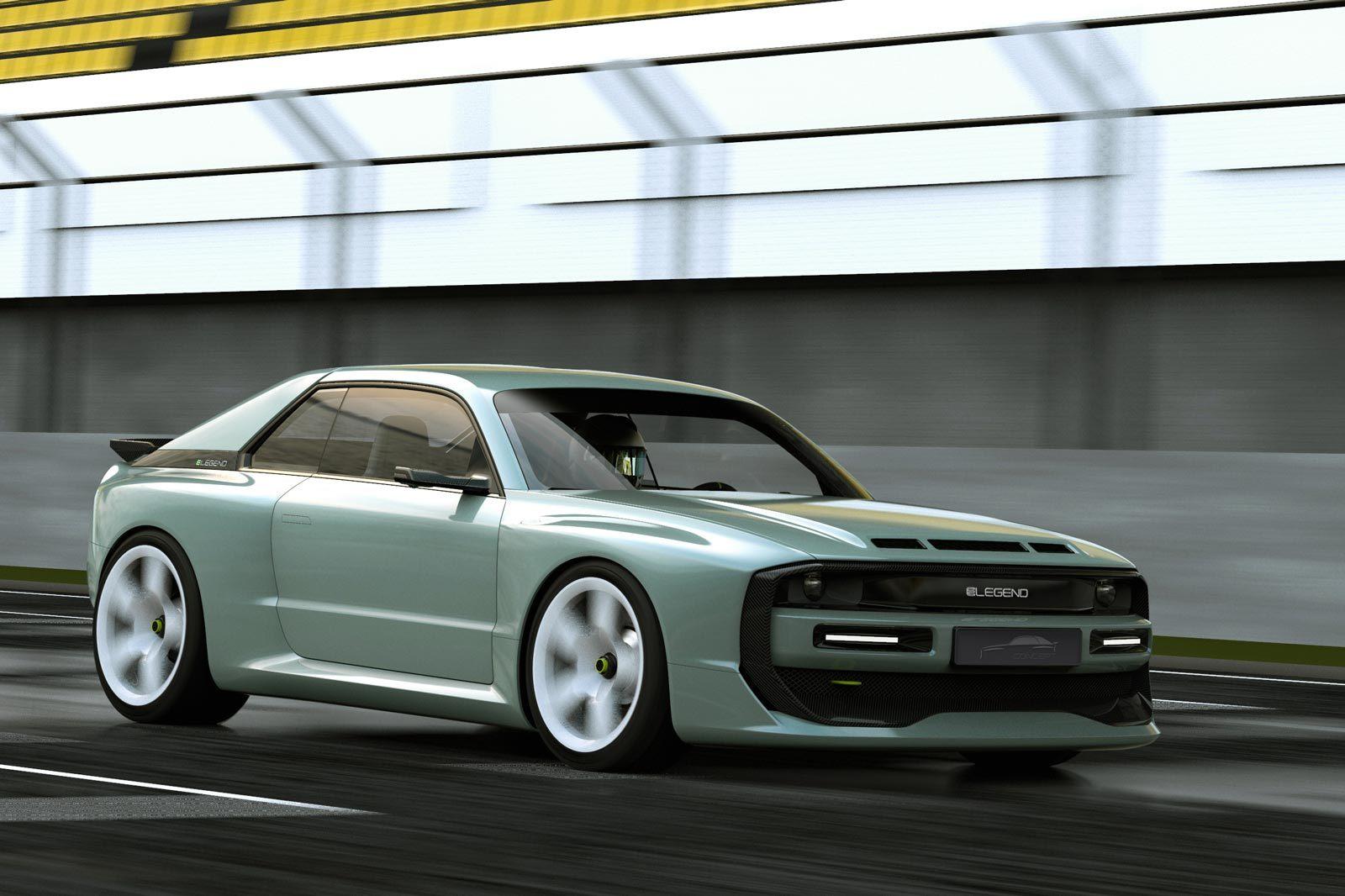 Audi Sport Quattro E Legend El1 6