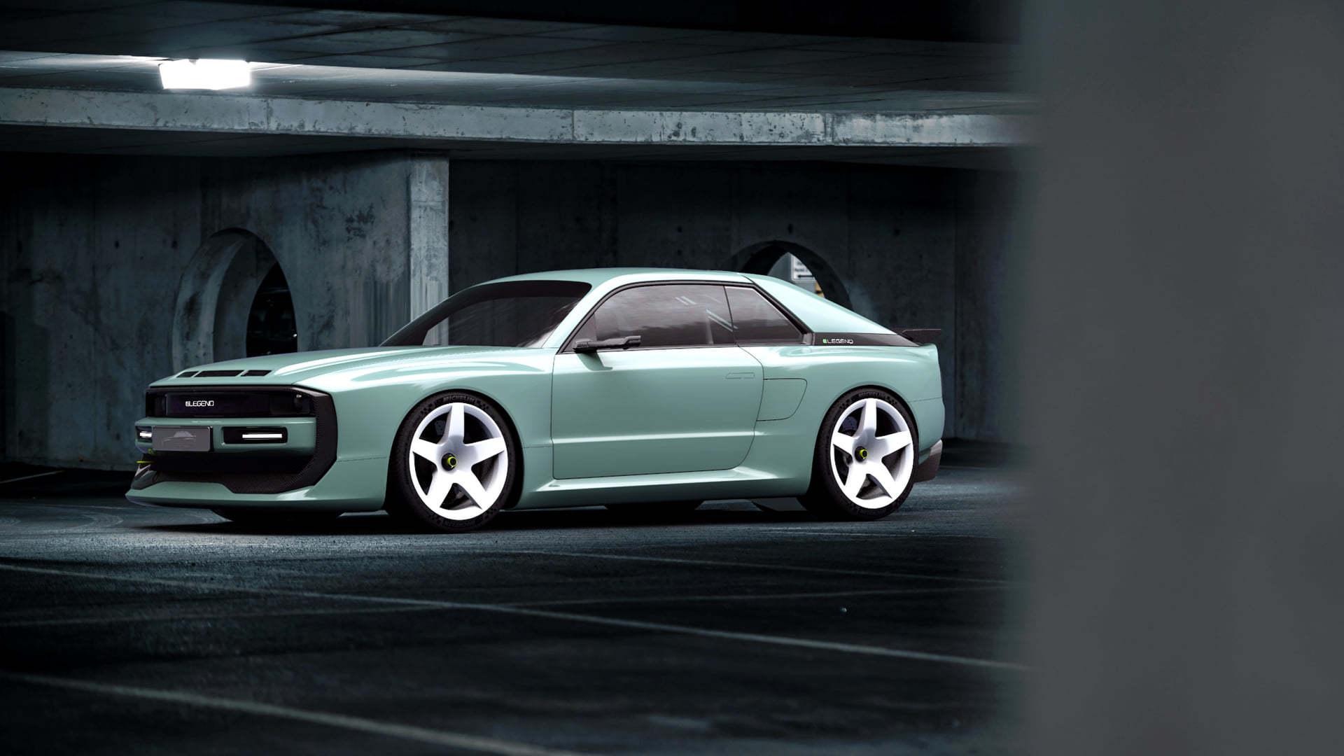 Audi Sport Quattro E Legend El1 7