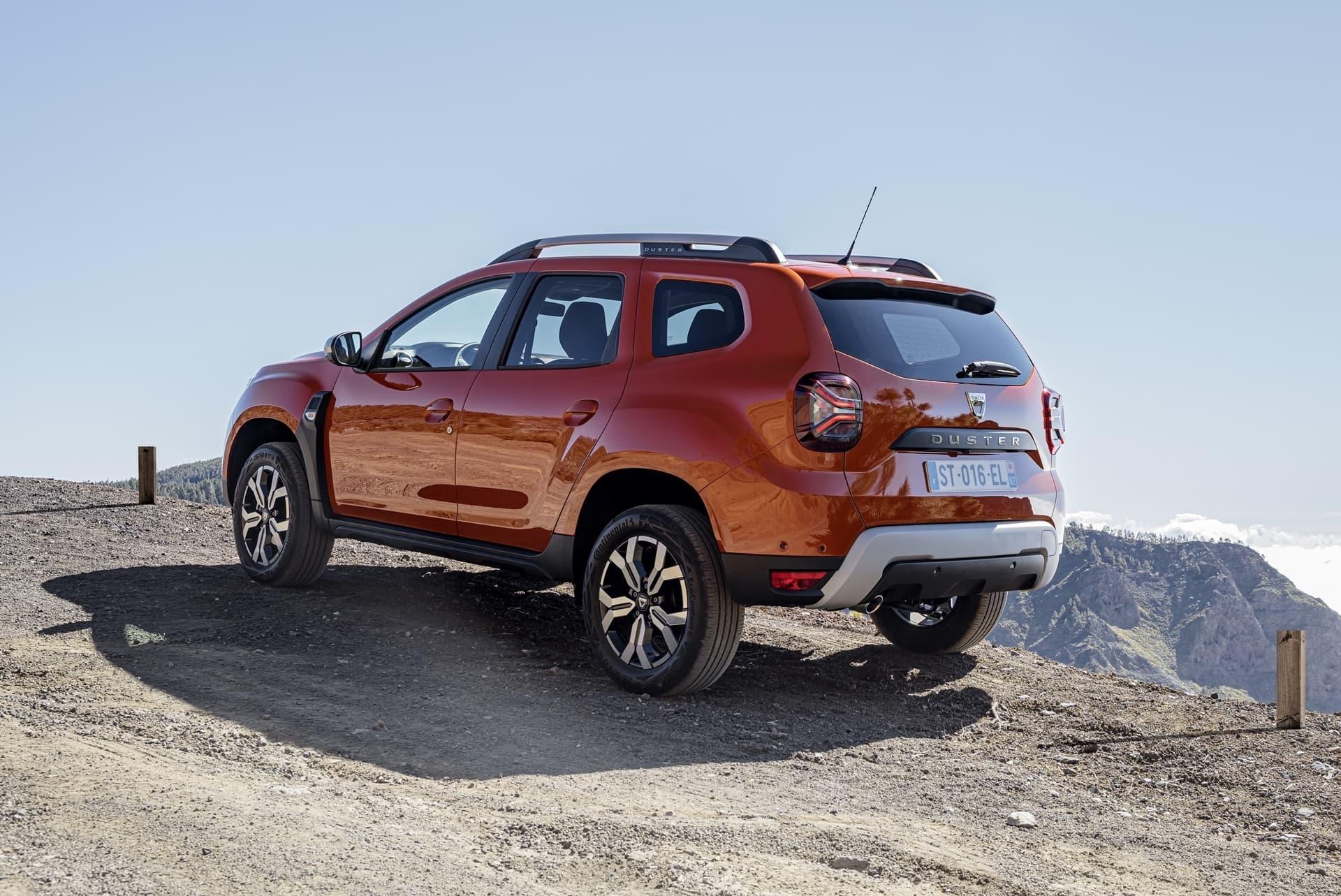 Dacia Duster 2021 Naranja 0621 004