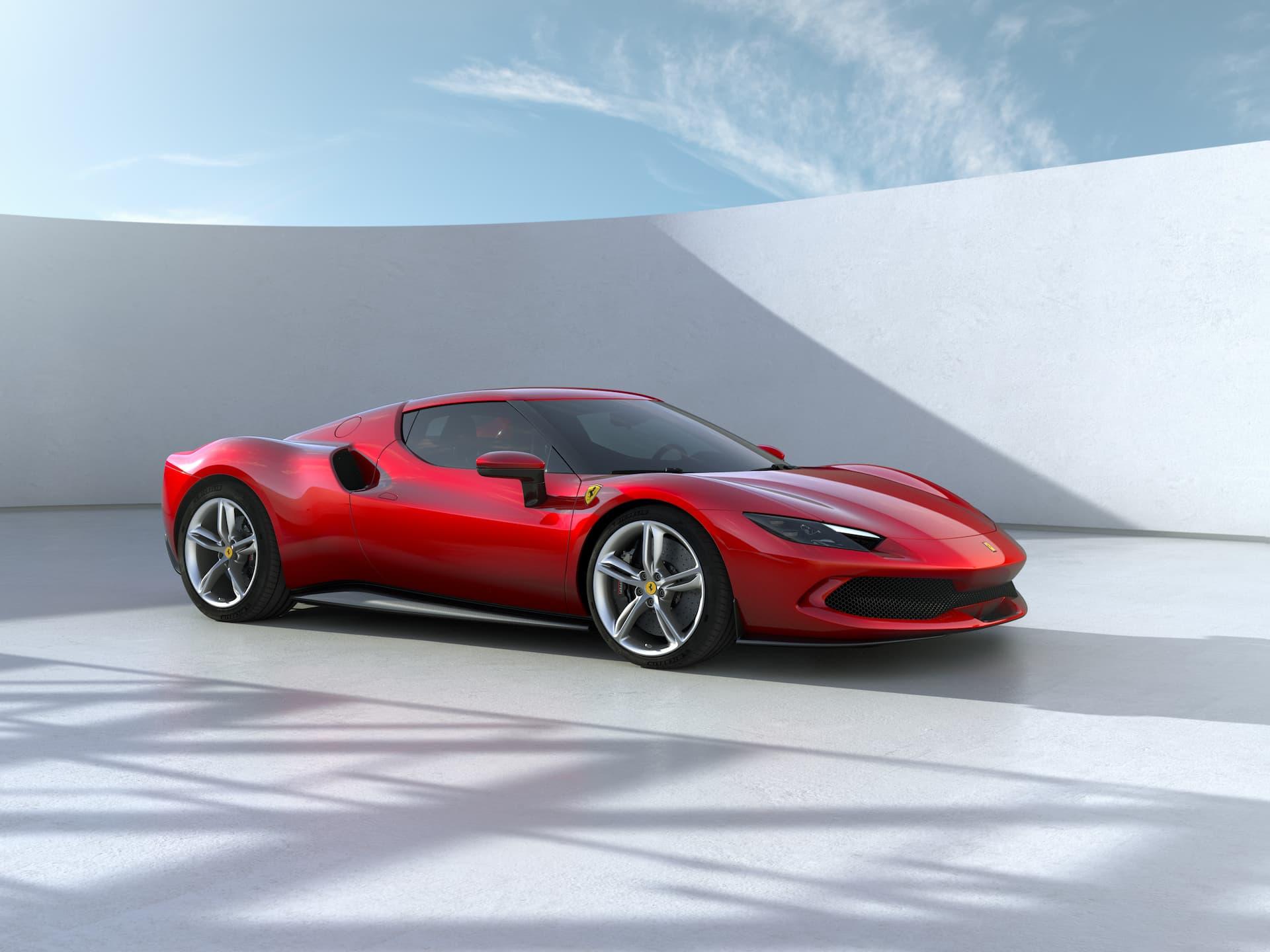 Ferrari 296 Gtb 1