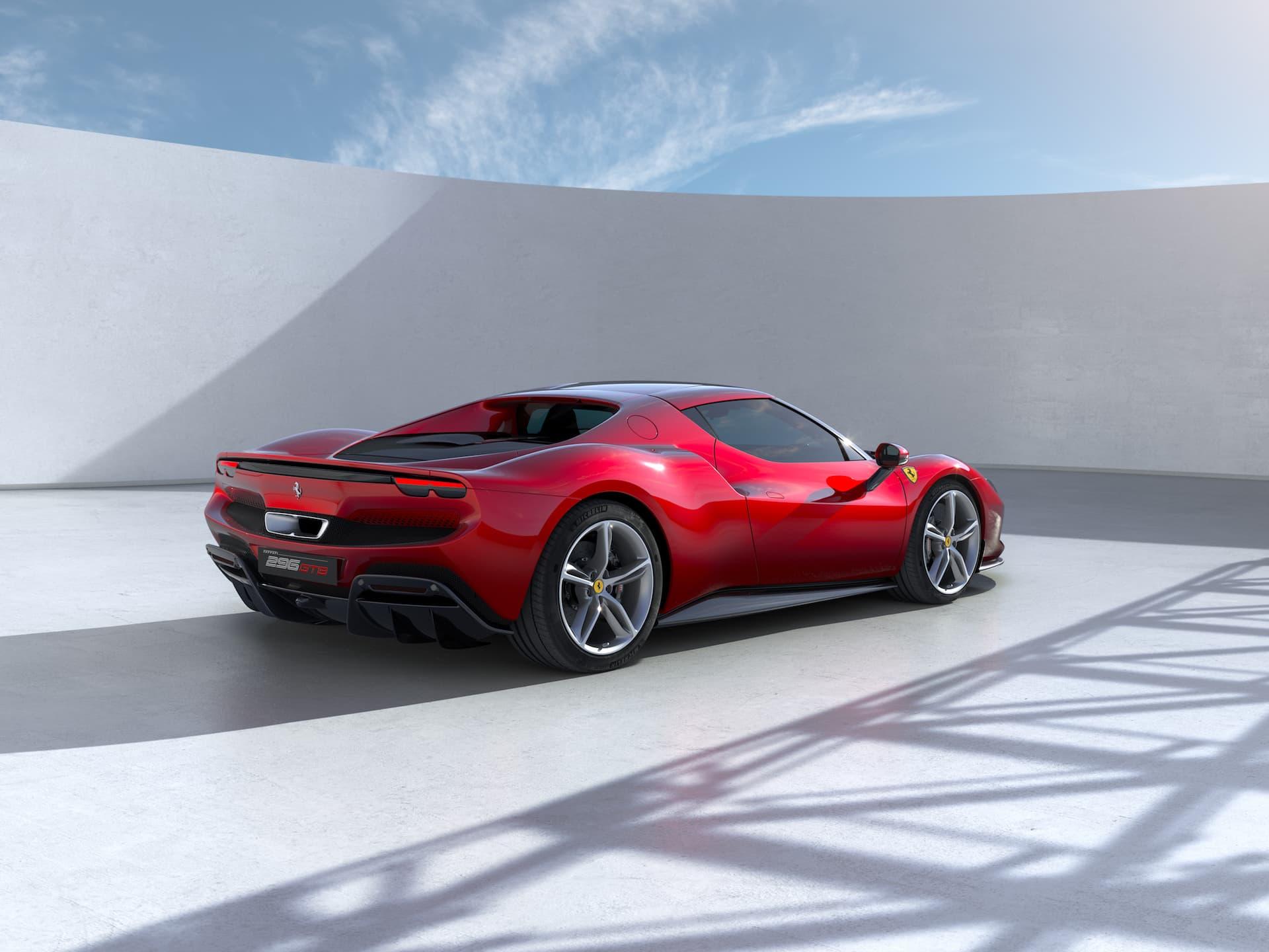 Ferrari 296 Gtb 2