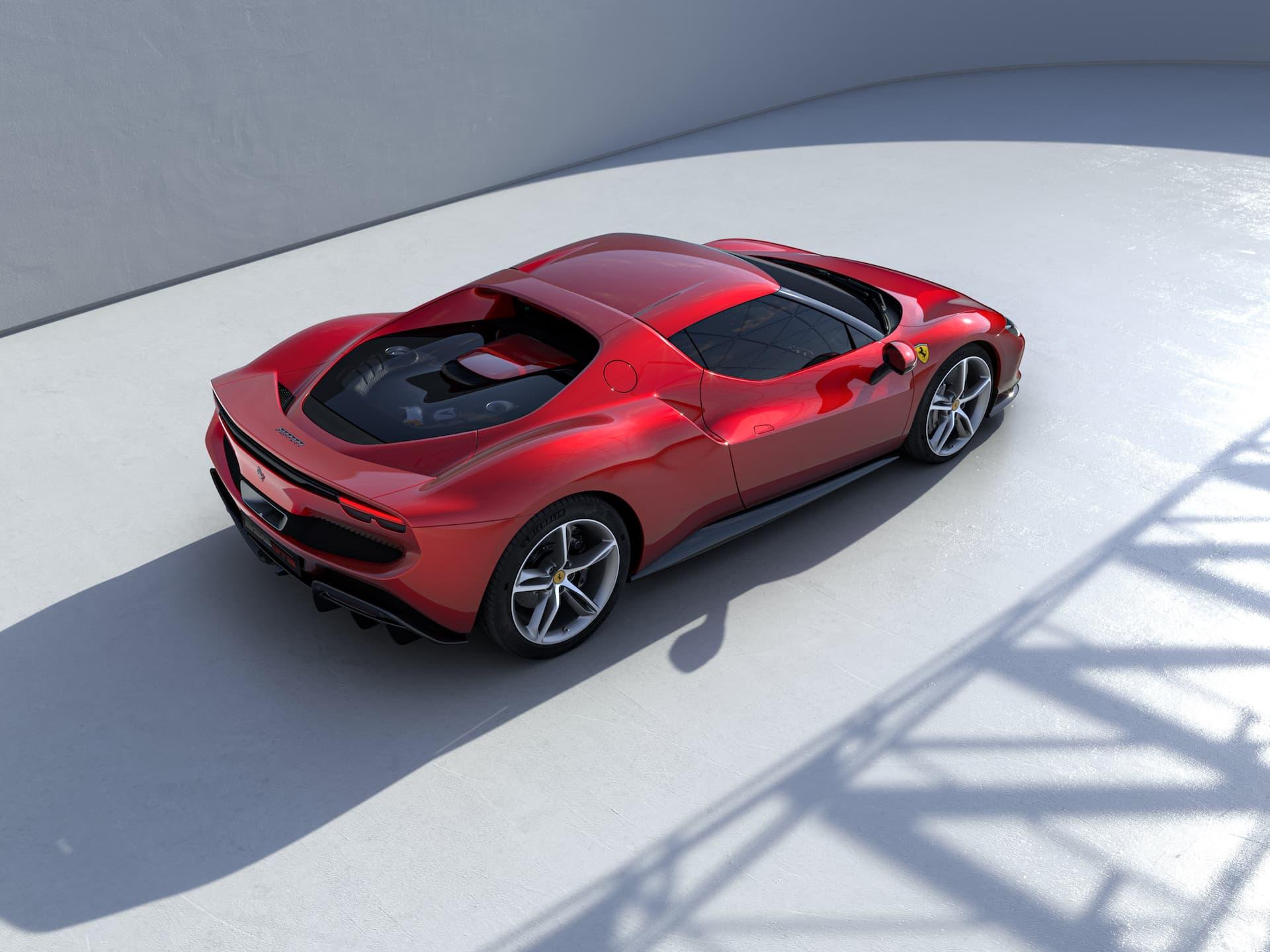 Ferrari 296 Gtb 3