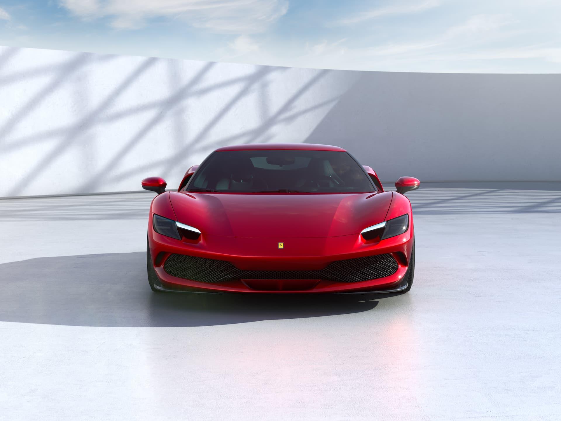 Ferrari 296 Gtb 4