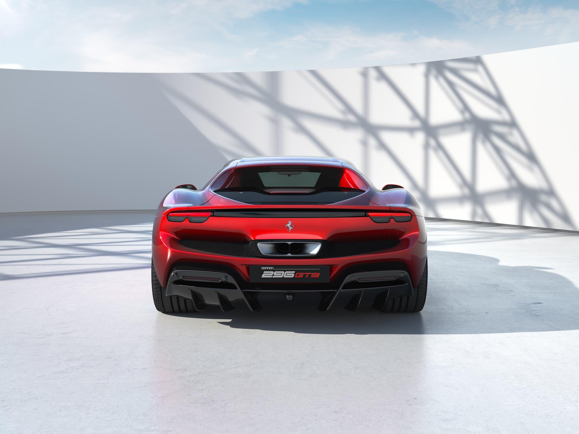 Ferrari 296 Gtb 5